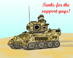 Tanks for the support by livinlovindude