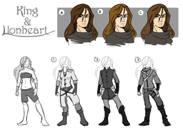King and Lionheart: Noel Design's Concepts by Zukitz