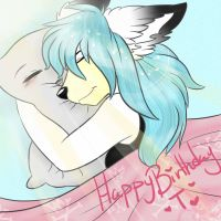 Happy B-day Sis by XxSweet-CoffeyxX