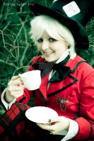 Mad Hatter Tea Party by Kamelia2000
