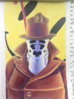 Rorschach WIP by gingerdove