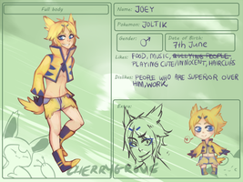 [ CherryGrove City ] - Joey by myneea