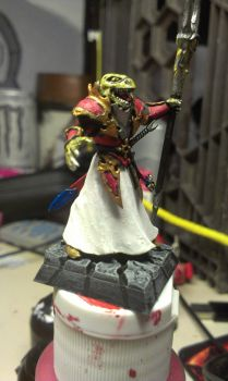 chaos sorcerer lord 1 by lazzyX