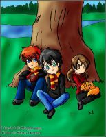 Harry is that Your Owl by Shiro-Demon