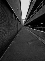 down the alley by awjay