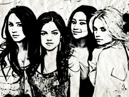 Pretty Little Liars! by singingmalaak