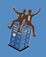 Bill and Ted Who by Htofstead