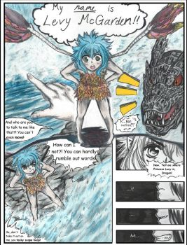 GaLe My Idiot Dragon - My Blue Fairy Chap8 Pg10 by Inubaki