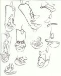 Lumiere Practice Sketches by SuperRamen