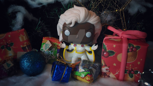 Holiday Funko Pop Figure 10 by iAmAneleBiscarra