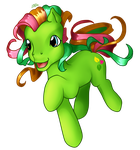 COMMISSION: Spring Breeze by PrettyWitchDoremi
