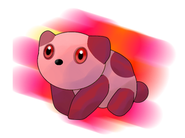 004 Infire by fakemon123