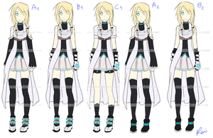 SAO_OC_design (decided) by aremichan