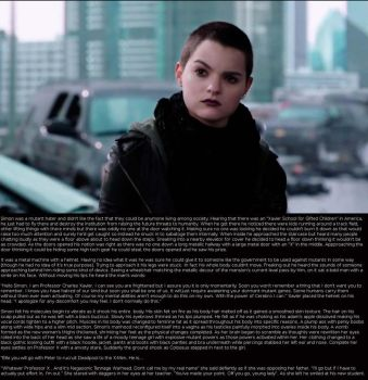 Negasonic Teenage Warhead (Deadpool) tg cap by demisword