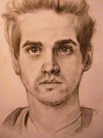 Mikey Way by mcrnut