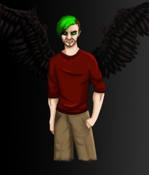 Antisepticeye by Willowbreez