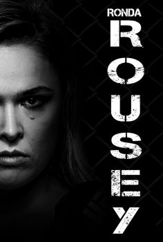 Ronda Rousey 2016 Poster by edaba7