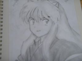 Inuyasha by animelover287