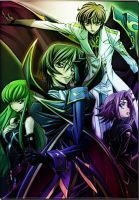 Code Geass Ranbow World II by fataleflare