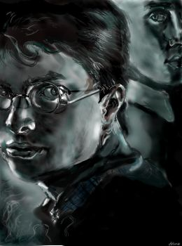 Harry Potter by Tavra