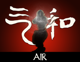 The Last Avatar - Air by rainWase