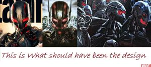This is what Ultron should look like... by BioStratos