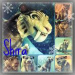 ( Ice Age ) Shira Collage by KrazyKari