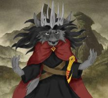 The Might of Lord Fenrir by LordFenrir
