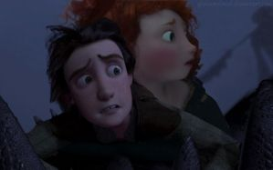 I'm Scared, Hiccup... by gloriamelmed