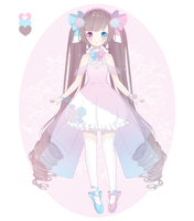 [CLOSED][Paypal/Points Adoptable] Romantic Rose by Yubuki