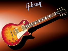 Gibson Les Paul by sackrilige
