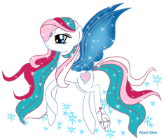 Flying StarCatcher by mlpAzureGlow