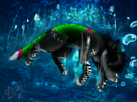 Dreaming...I was only dreaming.. by Michibu