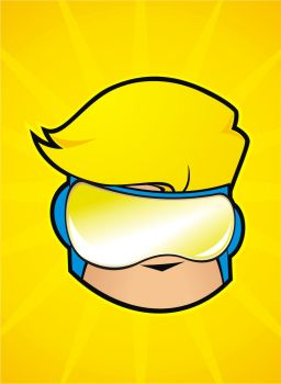 Heads Up Booster Gold by HeadsUpStudios