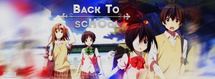 [ Cover Face ] Back to School T v T by Hamikachan