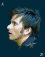 :David Tennant, Tenth Doctor: by SJWood