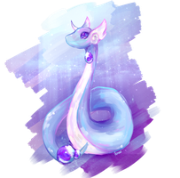 Dragonair by KurageKiss