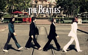 The Beatles Abbey Road Wallpaper by lisong24kobe