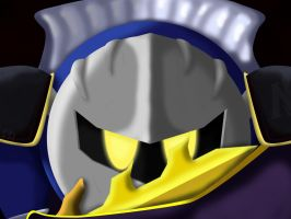 Meta Knight SSBB by M3TADRAGON3SS