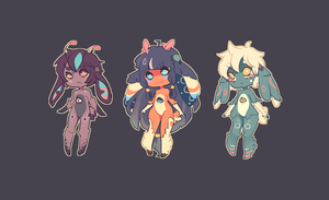 Aiebunner adopts [OTA] [open] by xephia