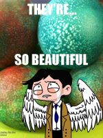 Cas Found Some More Eggs by Strabius