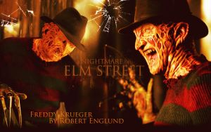 Freddy Krueger Wallpaper by Anthony258
