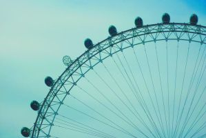 London Eye. by mylittlebluesky