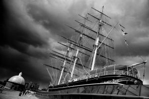 Cutty Sark by Rajmund67