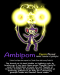 Contest - Electric/Normal Ambipom by LudiculousPegasus