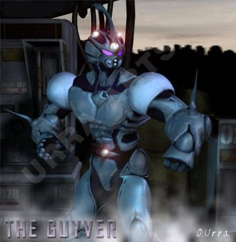 The Guyver Biobooster by Urra
