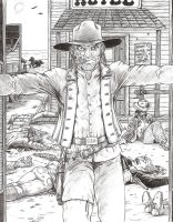 Jonah Hex by Crash2014