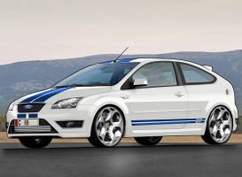 ford focus st -gt by chapter69