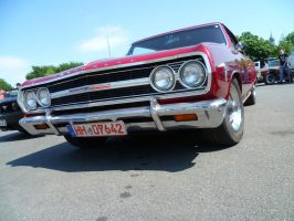 Chevrolet Malibu SS - First Generation by someoneabletofindana