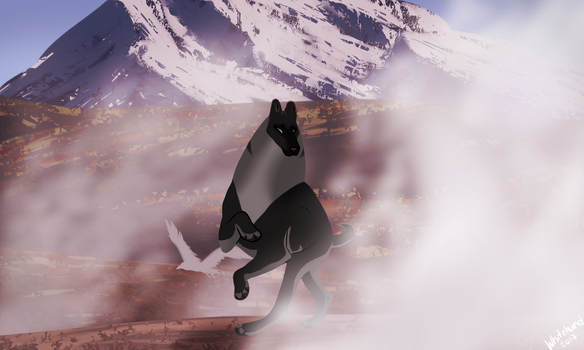 geysers are hot by whitehund